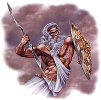 zeus-mitoloji