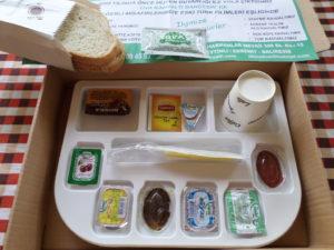 ova ida paket kahvaltı